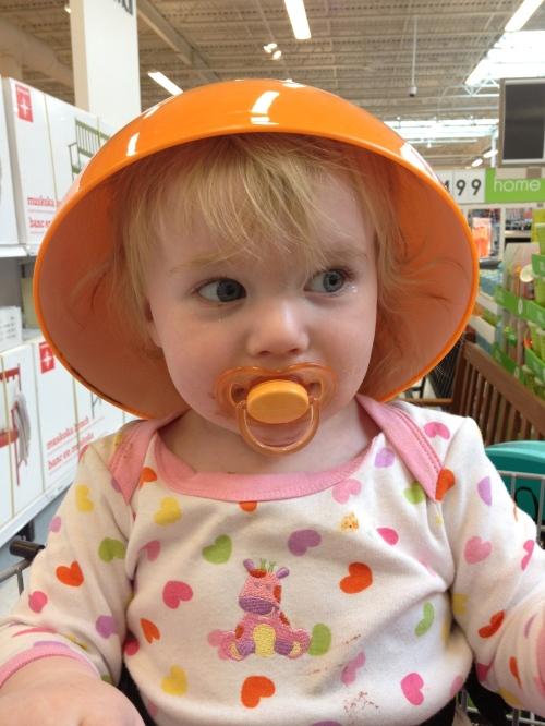 shopping for sensory bin fun!